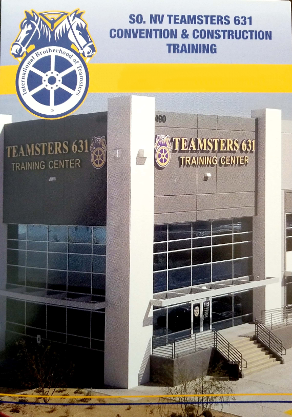 Southern Nevada Teamsters 631 Training Center